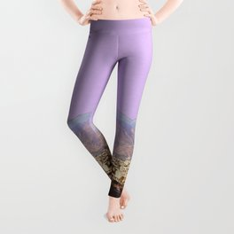 Lilac Skies Leggings
