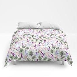Marker Florals Comforters
