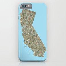 California Collage Slim Case iPhone 6s
