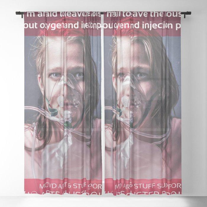 Oxygen 03 Sheer Curtain