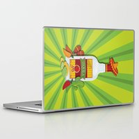 tequila Laptop & iPad Skins featuring Tequila Time by Matt Andrews