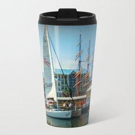 V & A Waterfront Cape Town Travel Mug