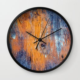 Eye of The Barn 2 Wall Clock