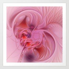 flamedreams -4- Art Print