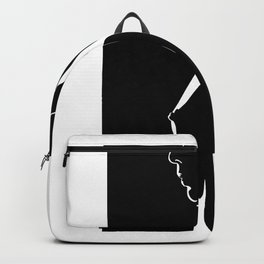 Naked Profile Shadow Backpack