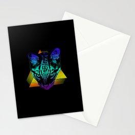Rad Ocelot Stationery Cards