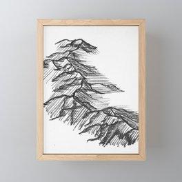 Tolkien Framed Mini Art Print
