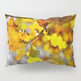 Autumn Oak Pillow Sham