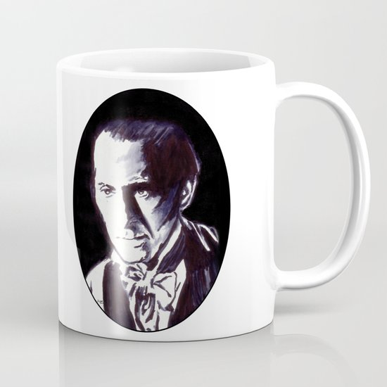 The Gentle Man of Horror Mug