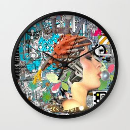Pop UP - ONE Wall Clock