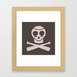 D/EHARD Framed Art Print