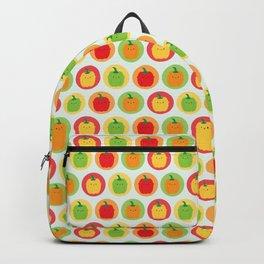 Kawaii Bell Peppers Backpack