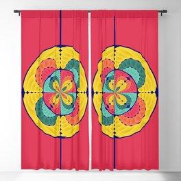 Color scope Blackout Curtain