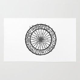 Runes Rug