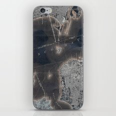 Vintage San Francisco iPhone & iPod Skin