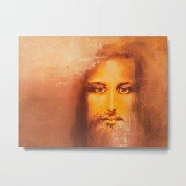 Beautiful Jesus Metal Print