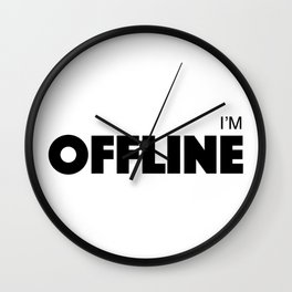 offline Wall Clock