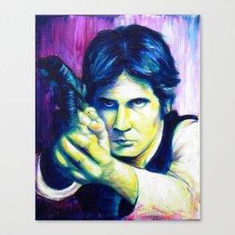 It's a Trap! Part 2: Han Solo Canvas Print