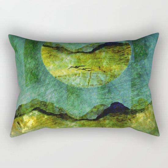 Fundamental Rectangular Pillow