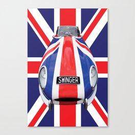 Swinger Canvas Print