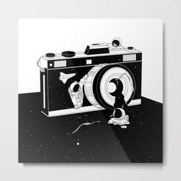 Captured Universe Metal Print
