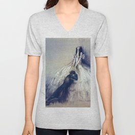 Camille, The Lady With The Camellias - Digital Remastered Edition Unisex V-Neck