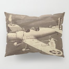 Extreme Tennis Pillow Sham