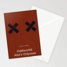 Oddworld Inhabitants' Oddworld: Abe's Odyssee Stationery Cards