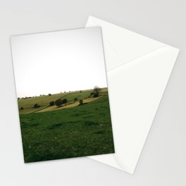 Derbyshire landscape Stationery Cards