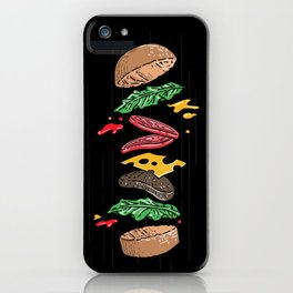 Budd-ger iPhone Case