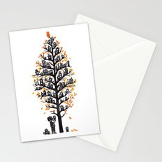 Hoot Lodge Stationery Cards