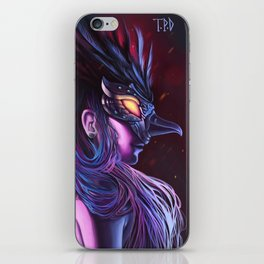 Odile iPhone Skin