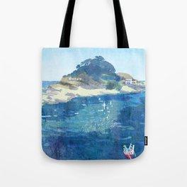 The Niemon Island Tote Bag