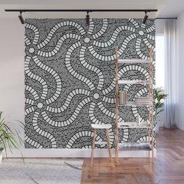 Floor series: Snake Wall Mural