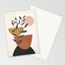 Branch and Elements Stationery Cards