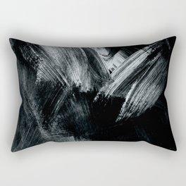 B&N Strokes Rectangular Pillow