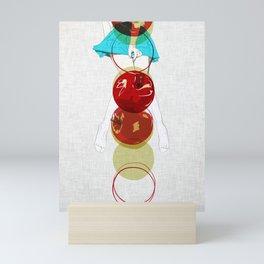 your gravitation Mini Art Print