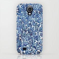 Indigo blues Galaxy S4 Slim Case