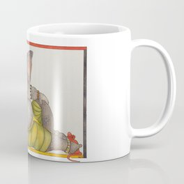 Ganesha reclining Coffee Mug