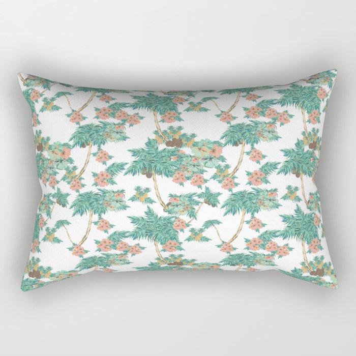 Tropical Kitch Rectangular Pillow