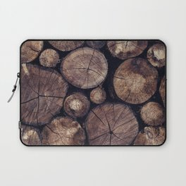 The Wood Holds Many Spirits // You Can Ask Them Now Edit Laptop Sleeve