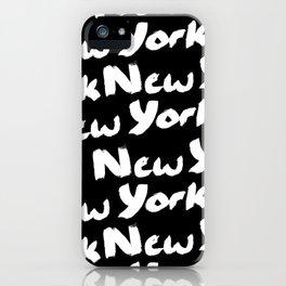 New York New York iPhone Case