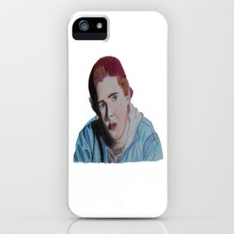 Isak Valtersen: SKAM iPhone Case
