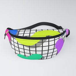Squigglies Fanny Pack