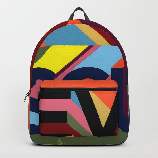 EVIL SCUM Backpack