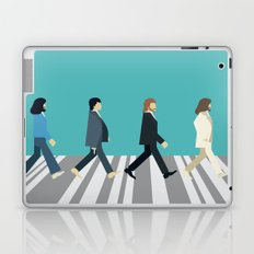 The tiny Abbey Road Laptop & iPad Skin