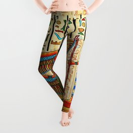 Egyptian - Isis Leggings