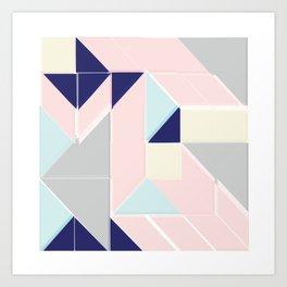 Musk Art Print