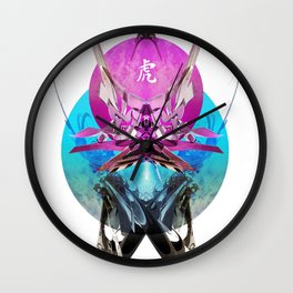 Ronin Wall Clock