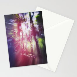this unrest within my soul Stationery Cards